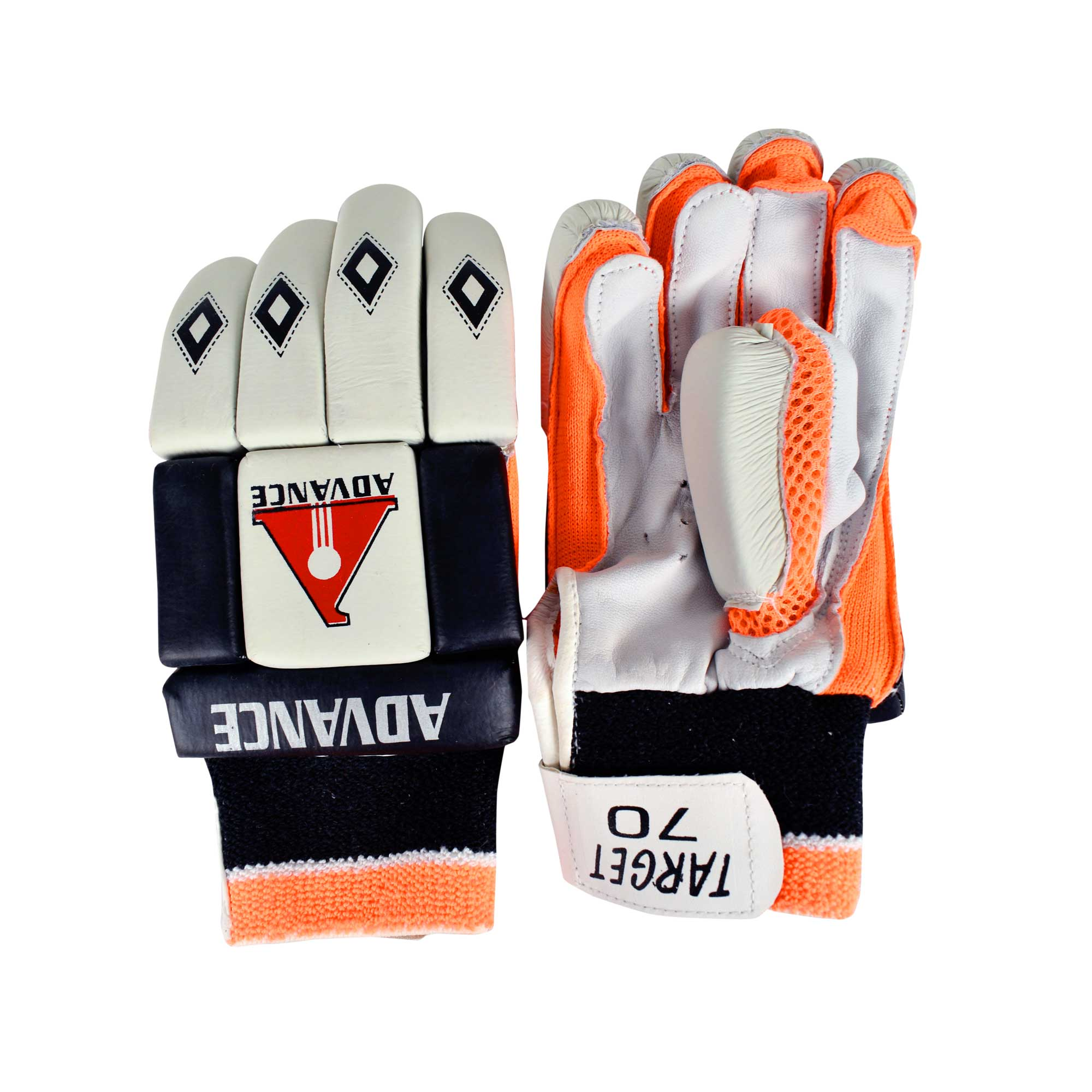 ADVANCE TARGET 70 BATTING GLOVES - RIGHT HANDED