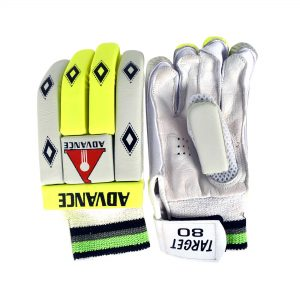 ADVANCE TARGET 80 BATTING GLOVES - RIGHT HANDED