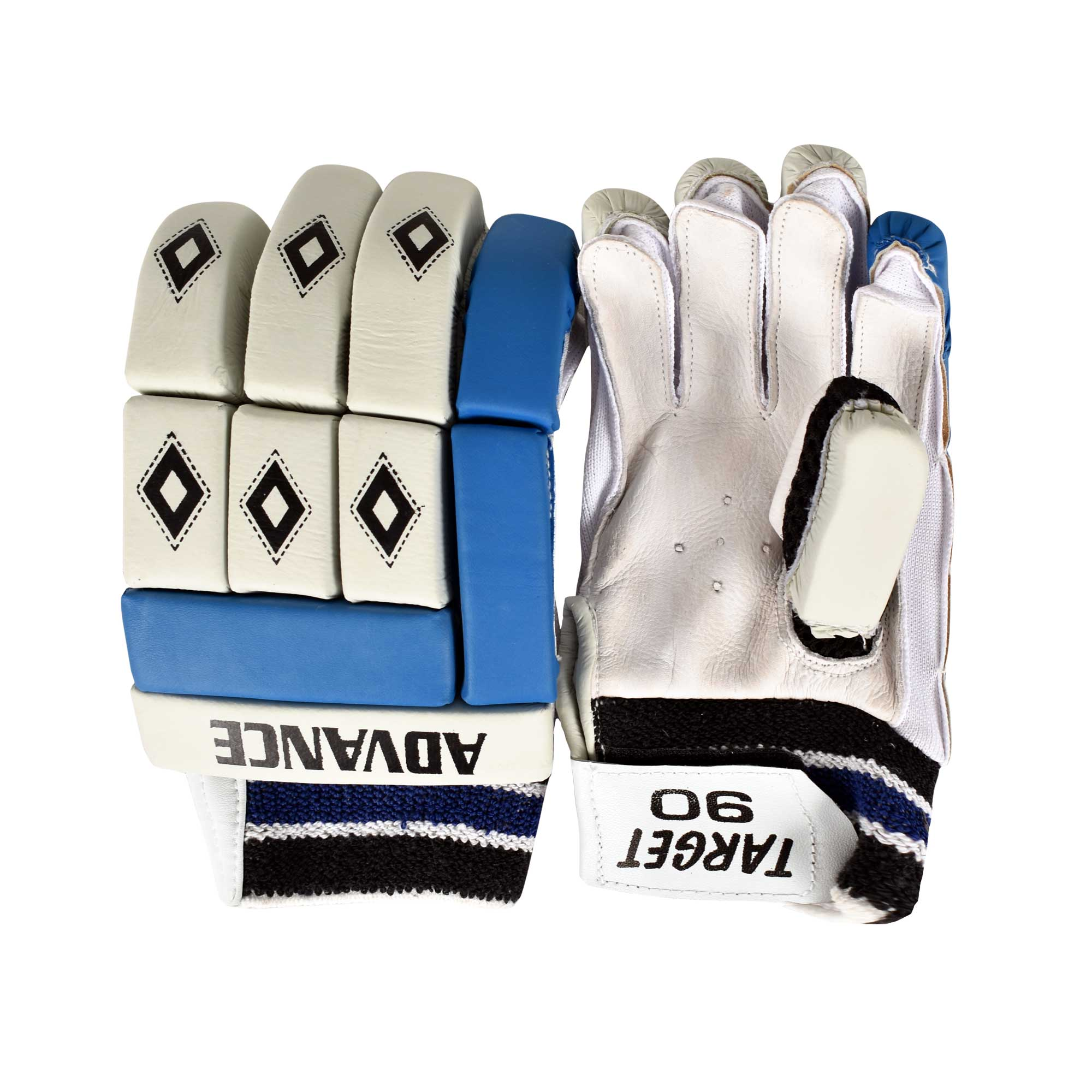 ADVANCE TARGET 90 BATTING GLOVES - RIGHT HANDED