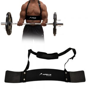 APOLLO-WEIGHT-LIFTING-ARM-BLASTER-FA2113-Black