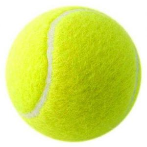 CA GOLD TENNIS CRICKET BALL