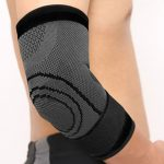 AOLIKES 7548 ELBOW SUPPORT ADJUSTABLE WITH STRAP (3)