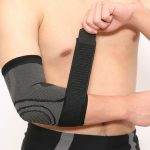 AOLIKES 7548 ELBOW SUPPORT ADJUSTABLE WITH STRAP (5)