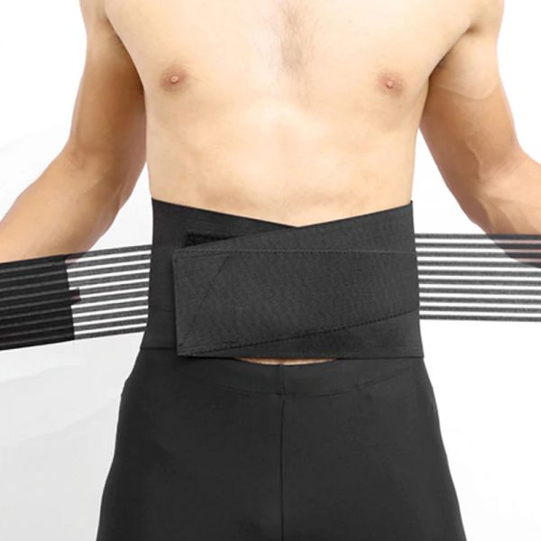 AOLIKES 7992 WAIST SUPPORT ADJUSTABLE WITH STRAP (4)