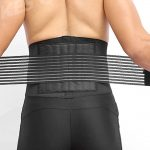 AOLIKES 7992 WAIST SUPPORT ADJUSTABLE WITH STRAP (5)