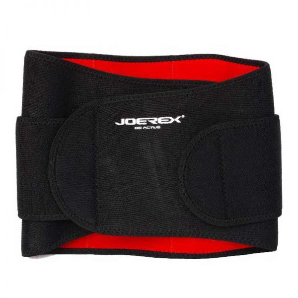 JOEREX JE098 WAIST SUPPORT – BLACK (1)