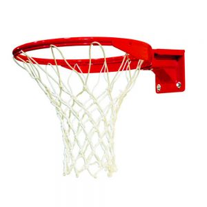 NINJA BASKETBALL RING WITH ELASTIC SPRINGS