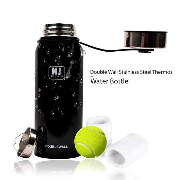 THERMOS WATER BOTTLE WB-27 – BLACK (10)