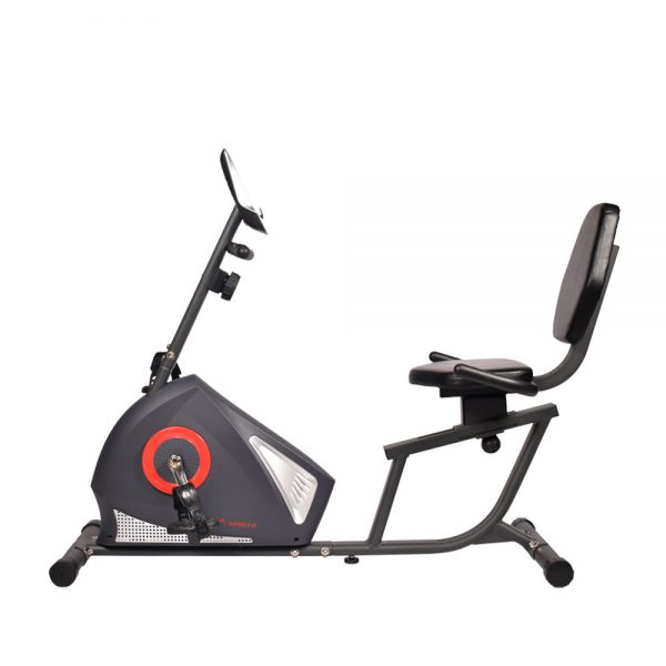 APOLLO SMART-R3i RECMBENT BIKE WITH MAGNETIC FLYWHEEL (1)