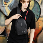 KAKA Brand Designer Men Messenger Bag Shoulder Bag Men Chest Pack Day pack Cross Body Back Pack Men's Chest Sling Bag Antitheft Shoulder Bag (4)