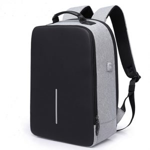 KAKA Brand Unisex School Backpack of 15.6inch Laptop Bags for Adults Business Travel Luggage Bag Anti-theft Sports Backpack with USB Charging Shoulder Bags Teenager Travel Bags