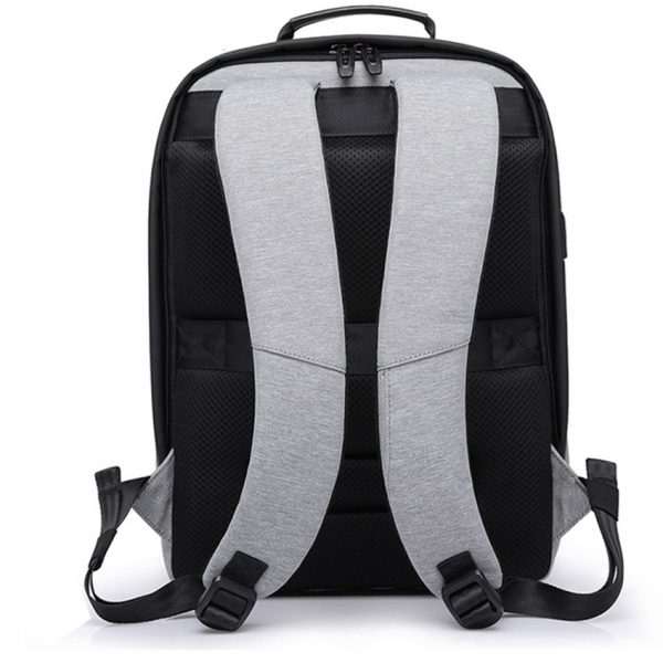 KAKA Brand Unisex School Backpack of 15.6inch Laptop Bags for Adults Business Travel Luggage Bag Anti-theft Sports Backpack with USB Charging Shoulder Bags Teenager Travel Bags (9)2245