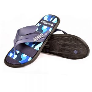 FLIPFLOP SLIPPERS FOR MEN QUICK SURF QUI-2380 MEN SLIPPERS - DARK BLUE
