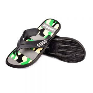 FLIPFLOP SLIPPERS FOR MEN QUICK SURF QUI-2380 MEN SLIPPERS - GREEN