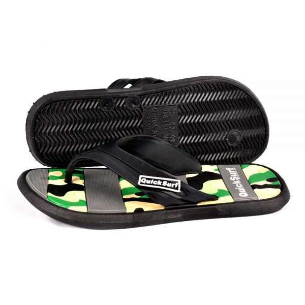 FLIPFLOP SLIPPERS FOR MEN QUICK SURF QUI-2380 MEN SLIPPERS – GREEN (3)