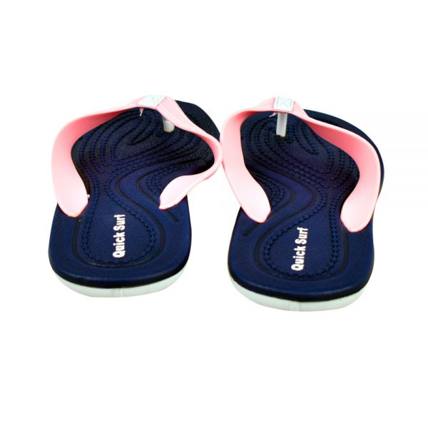 FLIPFLOP SLIPPERS FOR WOMEN QUICK SURF QUI-2816 WOMEN SLIPPERS – PINKBLUE (2)