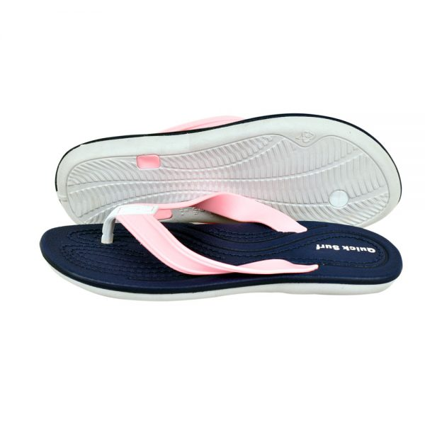 FLIPFLOP SLIPPERS FOR WOMEN QUICK SURF QUI-2816 WOMEN SLIPPERS – PINKBLUE (4)