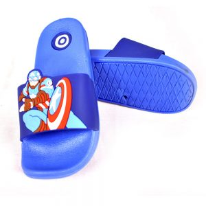 KIDS SLIPPERS QUICK SURF 7018-9 BOYS SLIPPERS - BLUE