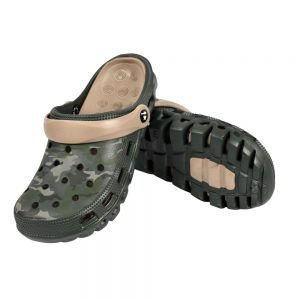 MENS CROCS QUICK SURF H-902-1 CROCS SHOES - GREEN
