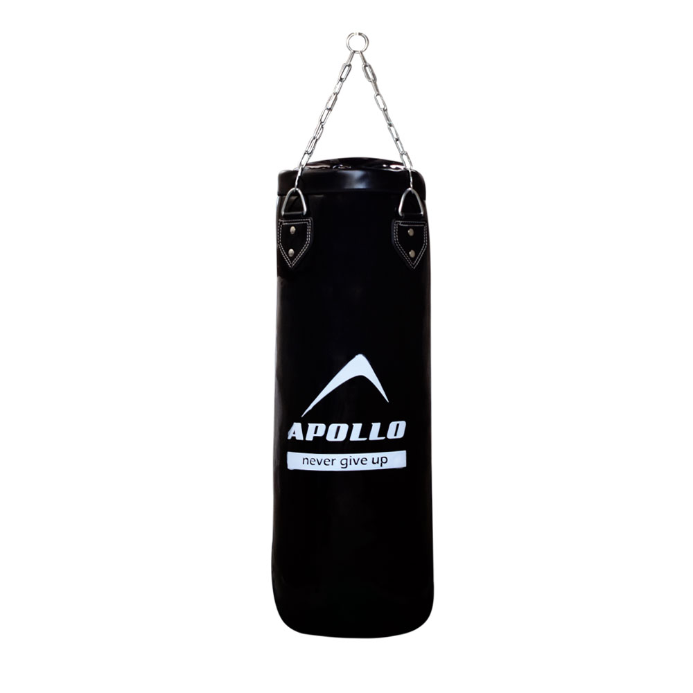 BOXING BAG REXINE APOLLO PUNCHING BAG FILLED 9BPR50