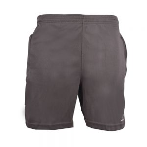 MEN'S MINI MESH SHORTS BREATHABLE SPORTS SHORTS APOLLO 91M240 - DARK GRAY