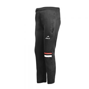 BOY'S RUNNING AND TRAINING PANT INTERLOCK TROUSER APOLLO 91B210 - GRAY