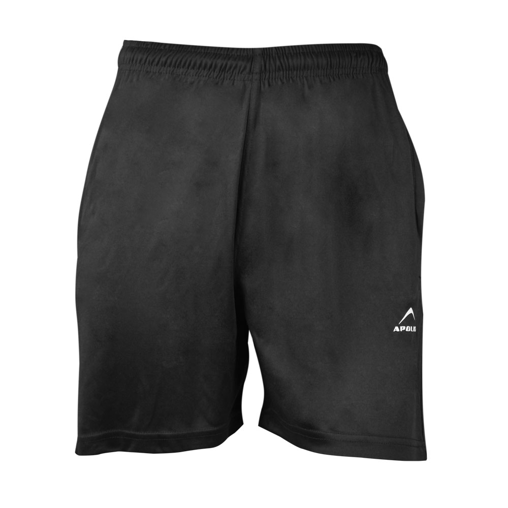 MEN'S RUNNING AND TRAINING INTERLOCK SHORT APOLLO 91M740 - DARK GRAY