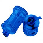 SPORTS WATER BOTTLE LARGE CAPACITY GYM BOTTLE APOLLO WB-25 – 2.2 LITTERS – BLUE (1)