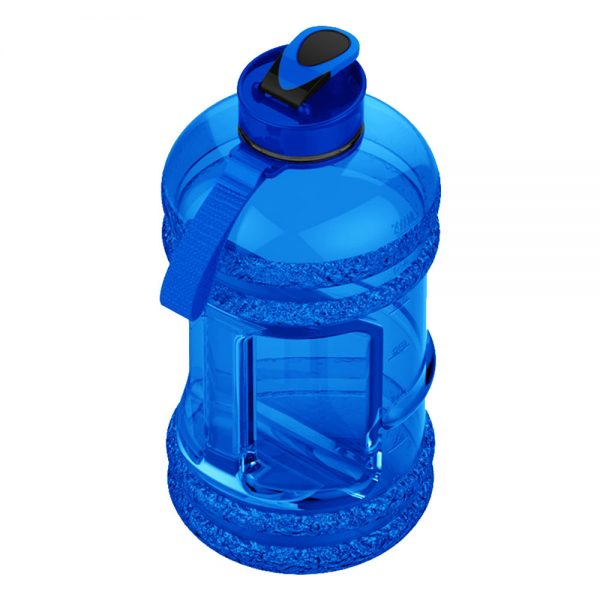 SPORTS WATER BOTTLE LARGE CAPACITY GYM BOTTLE APOLLO WB-25 – 2.2 LITTERS – BLUE (4)