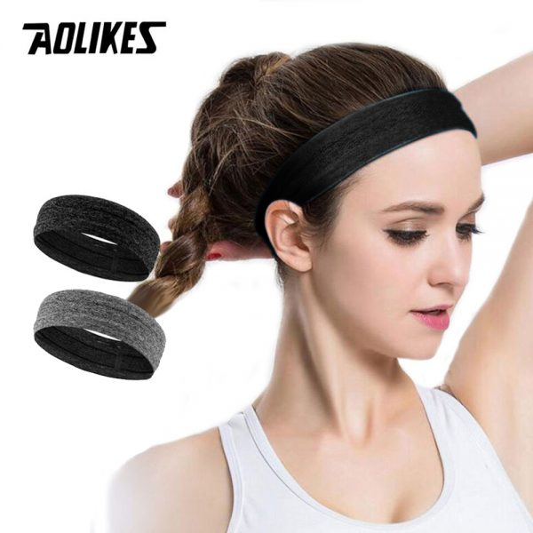 AOLIKES 2103 FABRIC HEADBAND – BLACK (6)