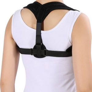 AOLIKES 3101 SHOULDER POSTURE CORRECTOR ADJUSTABLE WITH STRAP