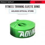 AOLIKES 3602 GYM TRAINING RESISTANCE BAND 50-125LBS (1)