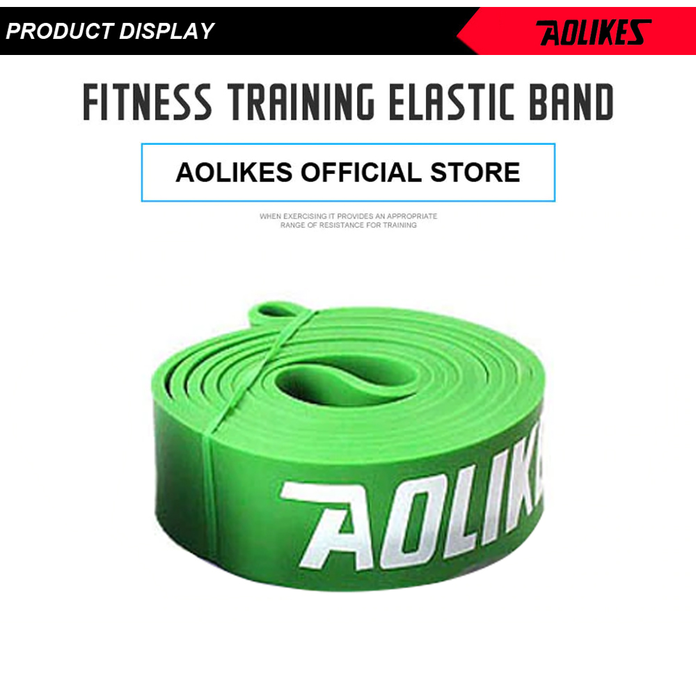AOLIKES 3602 GYM TRAINING RESISTANCE BAND 50-125LBS