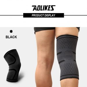 AOLIKES 7718 KNEE SUPPORT - LARGE