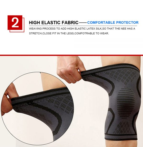 AOLIKES 7718 KNEE SUPPORT – LARGE (6)