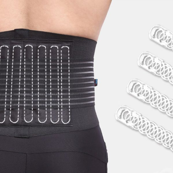 AOLIKES 7992 WAIST SUPPORT ADJUSTABLE WITH STRAP (3)