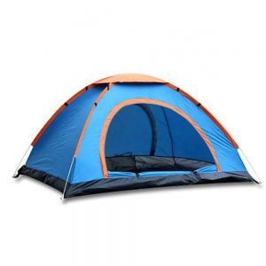 OUTDOOR CAMPING ULTRALIGHT AUTOMATIC POP-UP TENT 2 PEOPLE