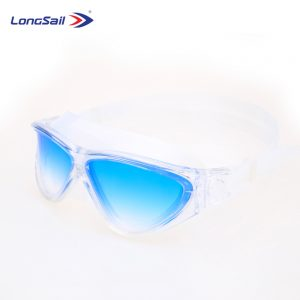 LONGSAIL L011624-06 SWIMMING MASK ADULT - CLEARBLUE