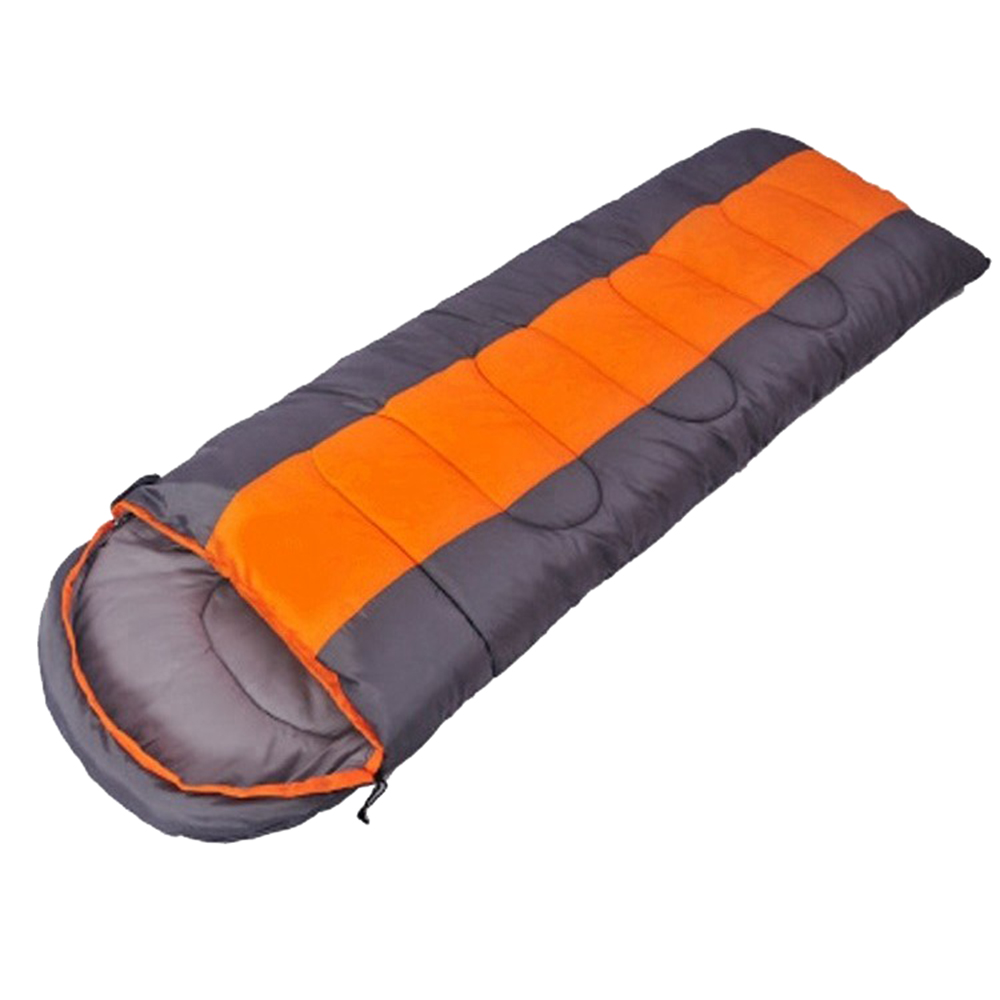 OUTDOOR CAMPING WATERPROOF PARACHUTE SLEEPING BAG EXTRA WARM AND THICK