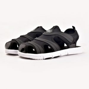 ERKE BOYS BEACH CASUAL SANDALS 63119206093 - BLACKWHITE