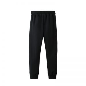 ERKE BOYS KNITTED SPORTS PANTS 63219357021 - BLACK