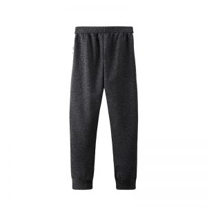 ERKE BOYS KNITTED SPORTS PANTS 63219357021 - DARK GRAY