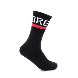 ERKE MENS FULL SPORTS SOCKS 11319312026 - BLACK