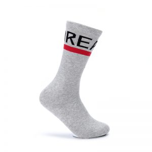 ERKE MENS FULL SPORTS SOCKS 11319312026 - GRAY