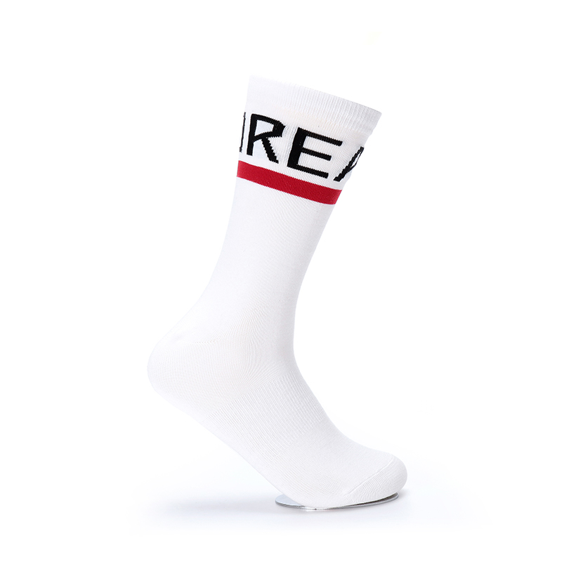 ERKE MENS FULL SPORTS SOCKS 11319312026 - WHITE