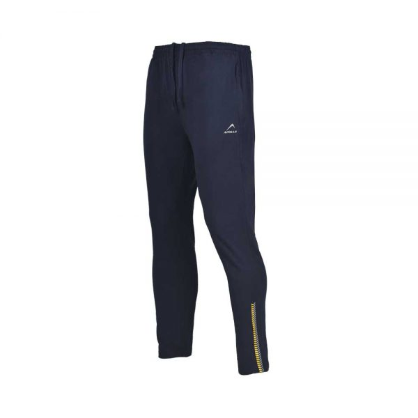 MENS LYCRA JERSEY PANT SPORTS CASUAL PANTS APOLLO 91M110 – NAVY BLUE (5)