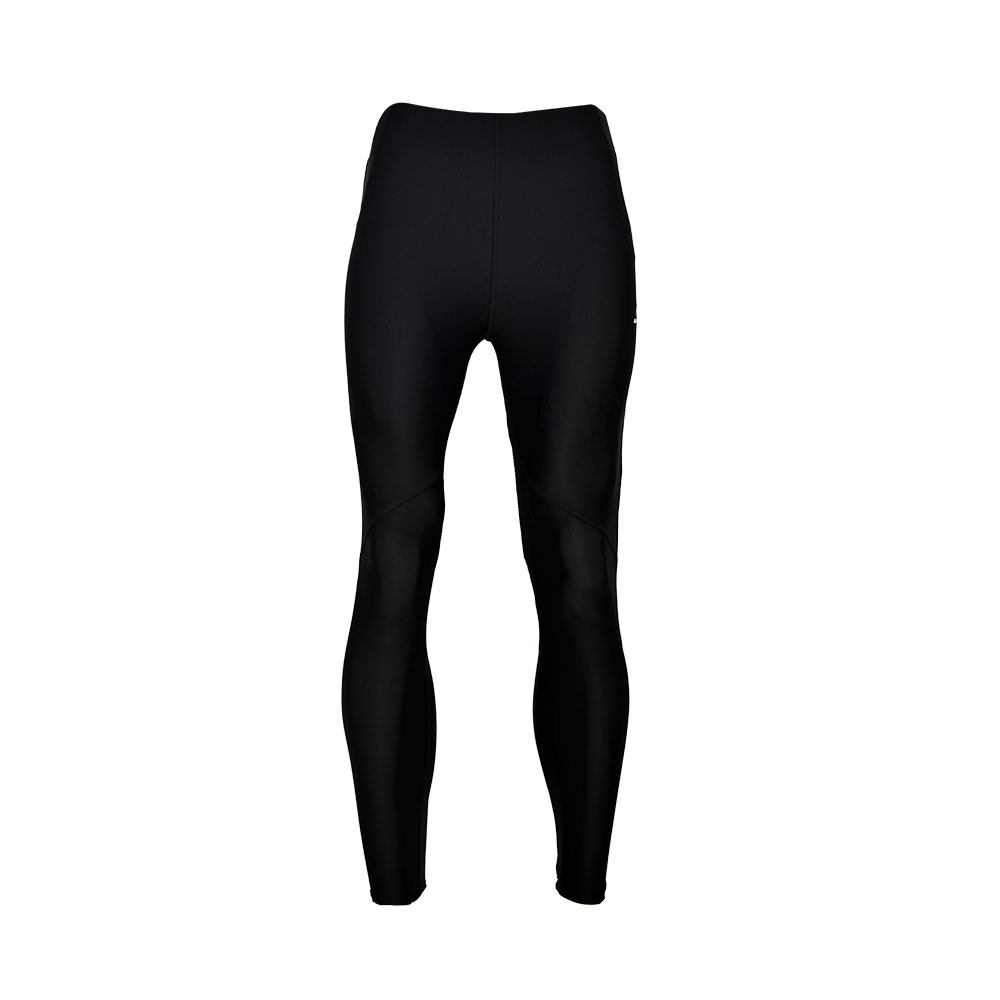 WOMEN GENTLE GYM YOGA SPORTS TIGHTS LEGGINGS & WOMENS PILATES APOLLO 92W910 - BLACK