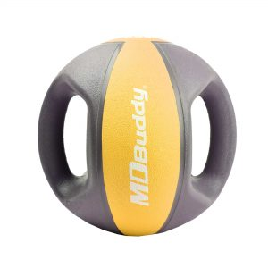 MDBUDDY MD1213 DOUBEL GRIP WEIGHTED MEDICINE BALL – 4KG