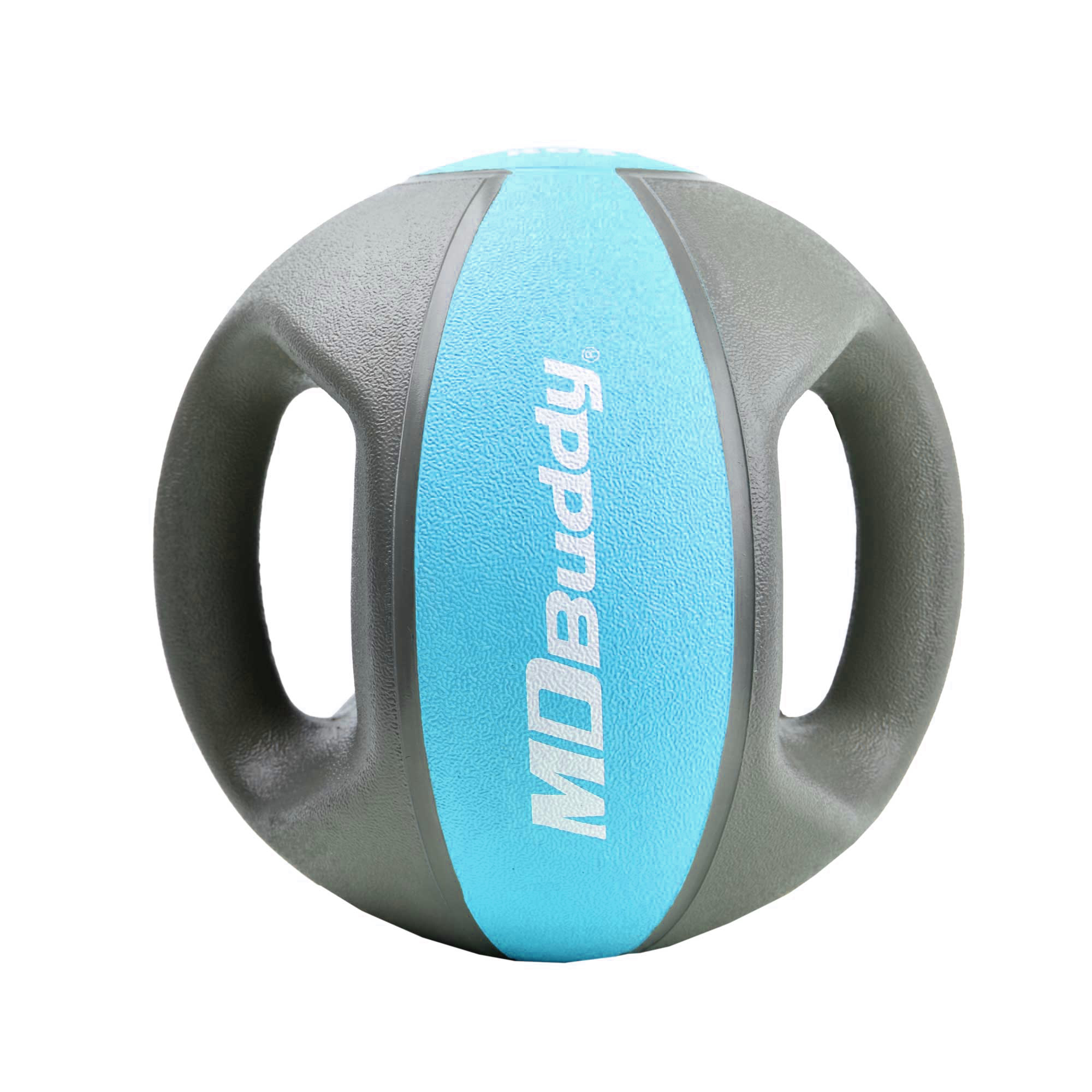 MDBUDDY MD1213 DOUBEL GRIP WEIGHTED MEDICINE BALL – 5KG