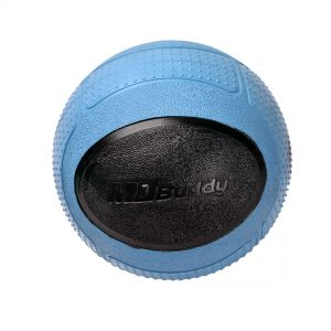 MDBUDDY MD1275 RUBBER WEIGHTED MEDICINE BALL – 3KG